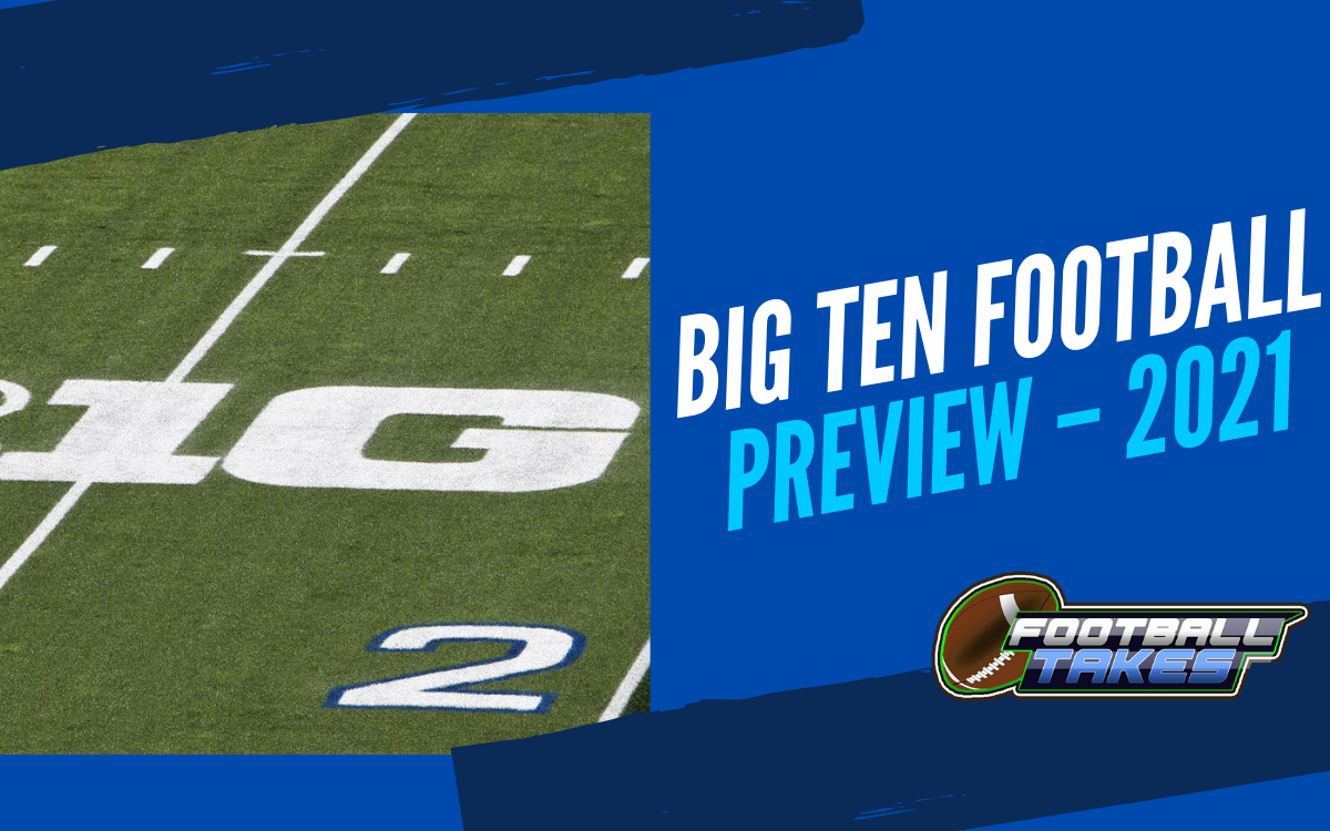 Big Ten Football Preview for 2021