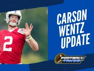 Surprise, Surprise! Carson Wentz Out Again, This Time With Covid-19