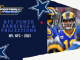 NFC Power Rankings & Projections