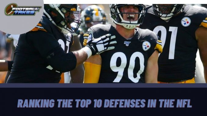 Ranking the Top 10 Defenses in the NFL