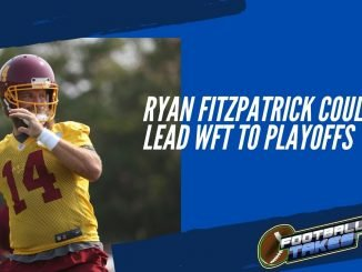 Ryan Fitzpatrick Could Lead WFT to Playoffs