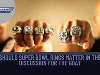 Should Super Bowl Rings Matter in the Discussion for the GOAT