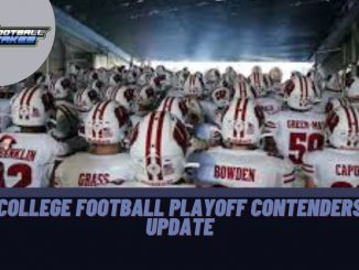 College Football Playoff Contenders Update